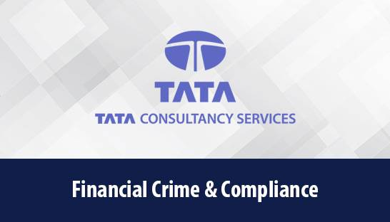 TCS recognised for excellence in financial crime & compliance
