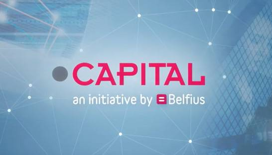 Belfius teamed up with Projective and The Glue for Dot-Capital