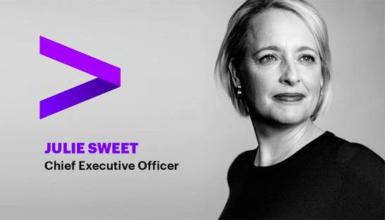 Accenture's Sweet 16th on Forbes' most powerful women rankings