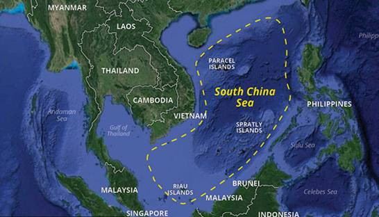 Consultancy Intueri assesses the South China Sea dispute