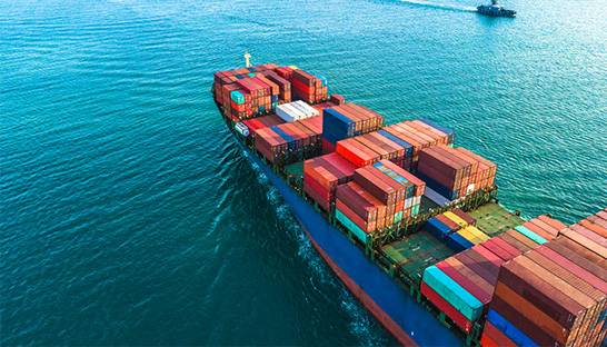 Shipping can succeed by adopting technology