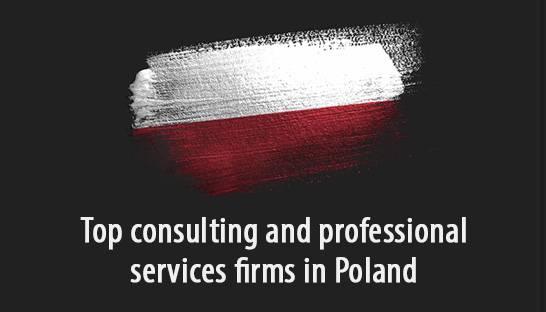 Top consulting and professional services firms in Poland