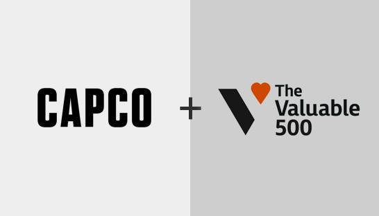 Capco joins consulting heavyweights in Valuable 500 scheme