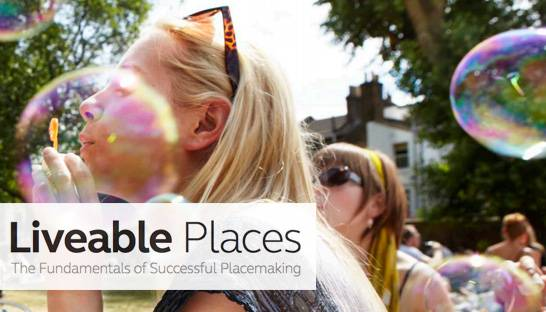 Report charts course to building more 'liveable places'