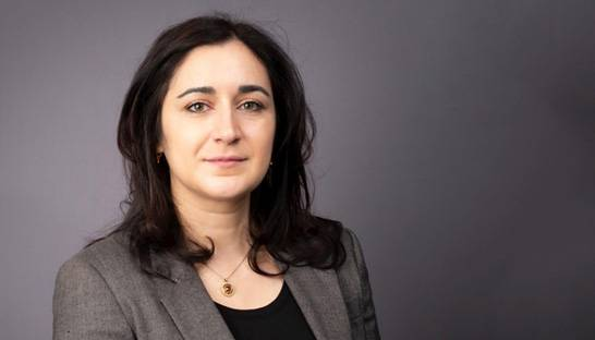 Sara Ghazi-Tabatabai named Associate Partner at Eden McCallum