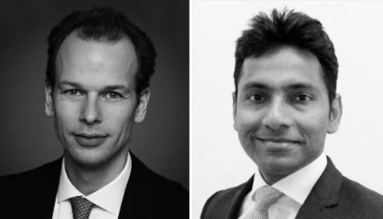 Kai Balder and Hrishikesh Potey join Roland Berger's partnership