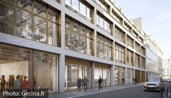 BCG relocates Paris office into former Peugeot headquarters
