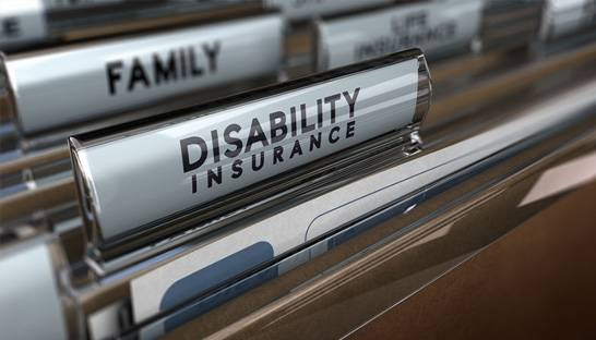 Report calls for reform in the disability income insurance sector