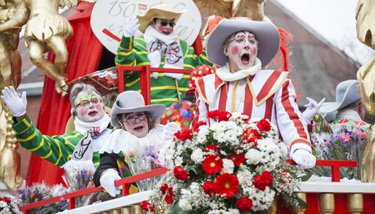 Cologne carnival generates €600 million in economic value added