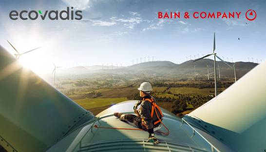 Bain & Company takes minority stake in ESG specialist EcoVadis