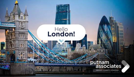 US life sciences consultancy Putnam Associates enters the UK