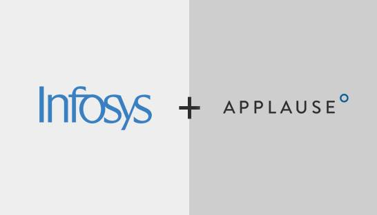 Applause partners with Infosys for joint digital testing solution