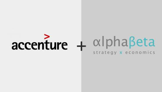 Australian strategy consulting firm AlphaBeta joins Accenture