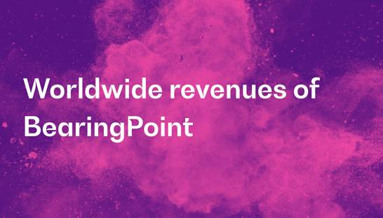 BearingPoint hits record revenue of ?780 million