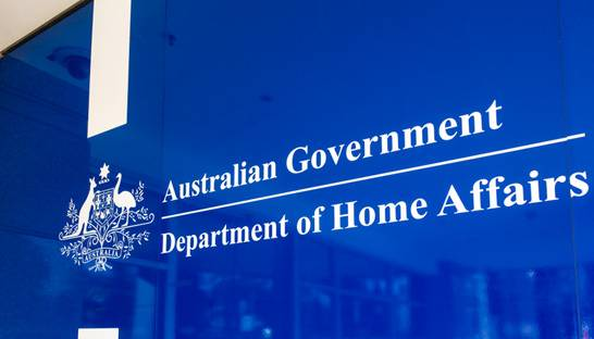 Consulting firms working on Australia's visa outsourcing program