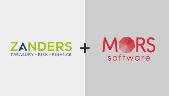 Zanders adds MORS Software to its banking services