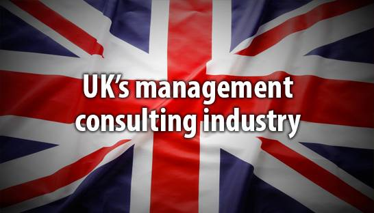 UK remains the globe's second largest consulting market