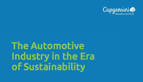 Automotive firms facing a sustainability execution gap