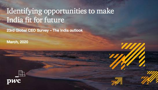 CEOs in India remain confident about growth prospects of their business