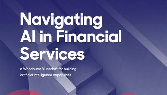 Four ways how AI can benefit the financial services industry