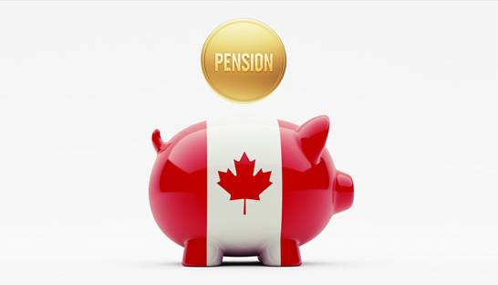 Financial market volatility hammers Canadian pension health