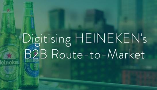 SparkOptimus supporting Heineken with large digital transformation