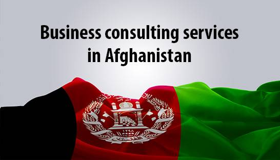 Demand for business consulting growing in Afghanistan