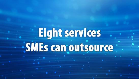 Eight services every scaling small businesses can outsource