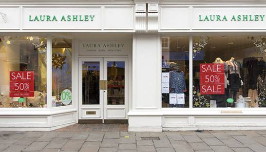 Third PwC administrator appointed to Laura Ashley