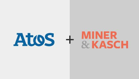 Atos buys US data science consultancy Miner & Kasch