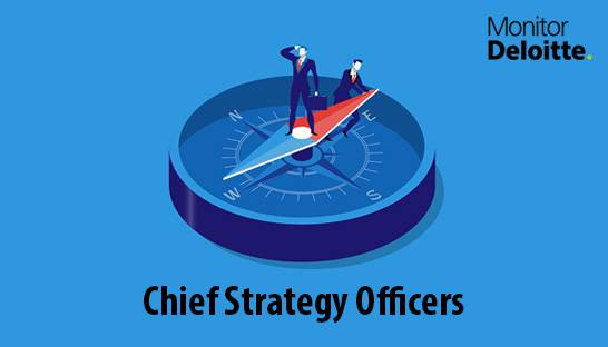 Monitor Deloitte reveals five trends for Chief Strategy Officers