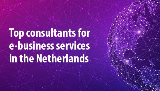 Top consultants for e-business services in the Netherlands