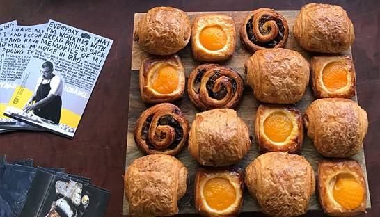 Pollen supports artisan bakery run as a social enterprise