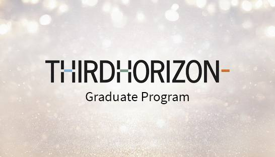 Working as a graduate consultant at Third Horizon Consulting