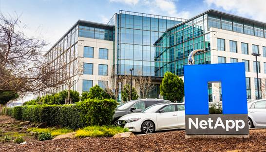 CGI wins 5-year contract with data giant NetApp