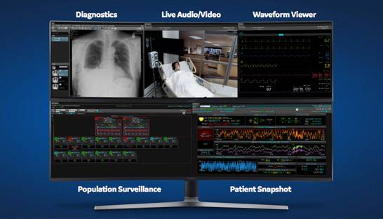 GE Healthcare and Microsoft launch Covid-19 offering for hospitals