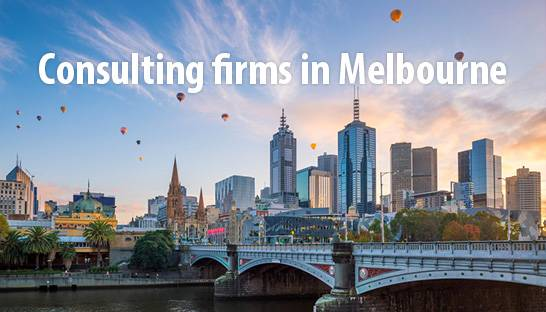 List of consulting firms in Melbourne, Australia