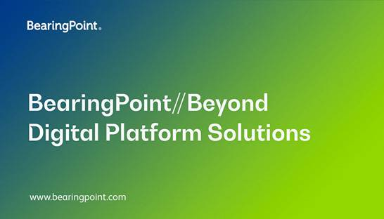 BearingPoint launches technology centre of excellence in Ireland