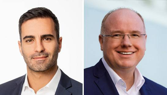 Anastasios Panagiotou and Thilo Zelt join BCG in Germany