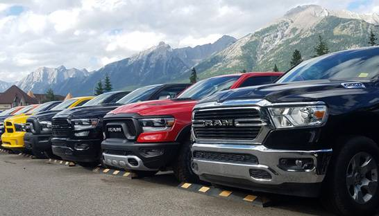 Canadian car sales dropped by record 75% in April