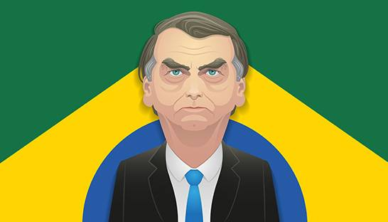 'Jair Bolsonaro most incompetent political leader in a democracy'