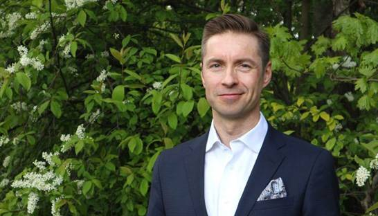Consultant Janne Ahonen leads Atos in Finland and Baltics