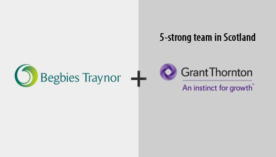 Begbies Traynor takes on insolvency team from Grant Thornton
