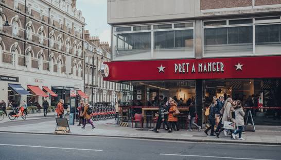 Pret A Manger taps Alvarez & Marsal and CWM for transformation