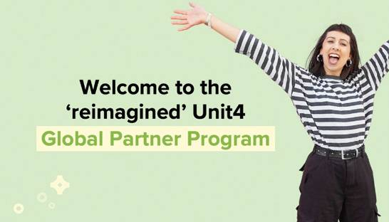 Unit4 launches partner program for consultancies and IT firms