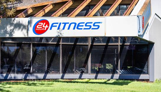 24 Hour Fitness files for bankruptcy and hires FTI Consulting