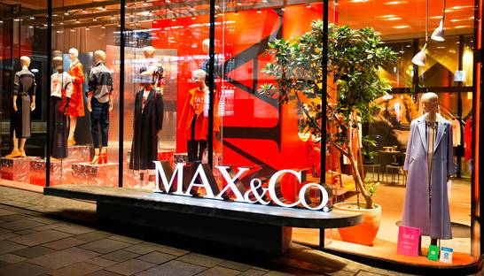 Women's fashion brand Max planning to close 17 stores