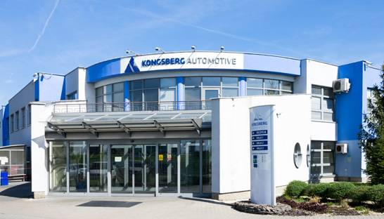 A tech-driven treasury transformation at Kongsberg Automotive