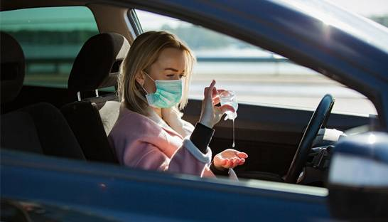 'Here in my car, I feel safest of all,' say US consumers in pandemic era