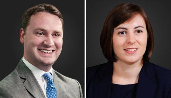 Andrew McCarthy and Anna Bleazard join FTI in Singapore